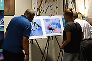 "Janow Podlaski, Poland - 2018 July 28: ""Dzielni w wysilku"" - Photo Exhibition by photographer Adam Nurkiewicz, pictures of Special Olympics during Photo Festival Optyczne PL 2019 on July 28, 2016 in Janow Podlaski, Poland.<br /> <br /> Adam Nocon declares that he has no rights to the image of people at the photographs of his authorship.<br /> <br /> Any editorial, commercial or promotional use requires written permission from the author of image.<br /> <br /> Mandatory credit:<br /> Photo by © Adam Nocon"