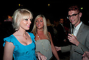 CHARLOTTE DUTTON; THALI ROBILARD, Nokia and Daid Bailey celebrate London ' Alive at Night' to launch Nokia N86. the Old Dairy, 6 Wakefield st. London. WC1. 26 August 2009.