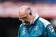 John Still Manager  of Luton Town looks dejected after the Sky Bet League 2 match at Kenilworth Road, Luton<br /> Picture by David Horn/Focus Images Ltd +44 7545 970036<br /> 16/08/2014