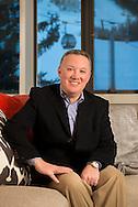 Simon Chen, managing director at The Little Nell hotel in Aspen, Colorado.