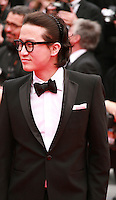 Song Sae Byuk at the Foxcatcher gala screening red carpet at the 67th Cannes Film Festival France. Monday 19th May 2014 in Cannes Film Festival, France.