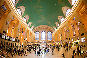 New York, New York. Etats Unis. 17 Decembre 2010.La gare de Grand Central (Grand Central Station)..New York, New York. United States. December 17th 2010.Grand Central Station..