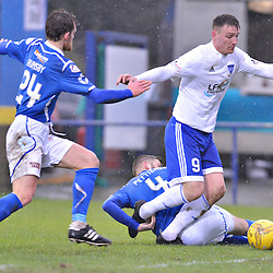 Stranraer v Peterhead | Scottish League Two | 16 January 2016