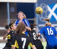 Forfar Farmington v East Fife 24-09-2017