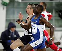 Friidrett, 10. august 2005, VM Helsinki, <br /> World Championships in Athletics<br /> Timothy Benjamin , GBR, 400 metres