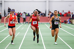 ECAC/IC4A Track and Field Indoor Championships<br /> 60 meter dash, Oniesha Clarke, Rutgers