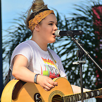 Shelby Brown At Gulf Shores Alabama Oysterfest