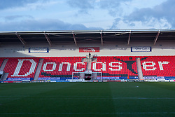 A general view of Doncaster Rovers Keepmoat Stadium - Mandatory by-line: Ryan Crockett/JMP - 11/11/2017 - FOOTBALL - The Keepmoat Stadium - Doncaster, England - Doncaster Rovers v Rotherham United - Sky Bet League One