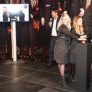 NLD/Amsterdam//20170303 - Bekendmaking Songfestival lied Ogene, Ogene Released het eurovisie lied met bijbehorende clip