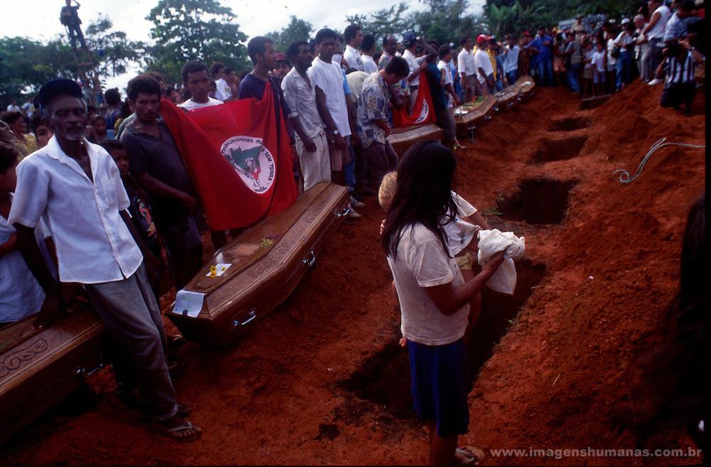 enterro de caraj