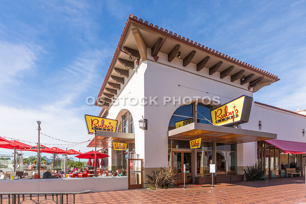 Ruby's Restaurant at The Outlets at San Clemente