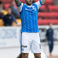 St Johnstone v Hamilton Accies…23.09.17…  McDiarmid Park… SPFL<br />