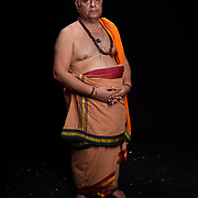 K. Suntirammurthi is a Hindu Priest and has attened 40 Thaipusams.