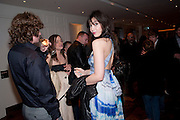 DAISY LOWE, The after-party after the premiere of Duncan WardÕs  film ÔBoogie WoogieÕ ( based on the book by Danny Moynihan). Westbury Hotel. Conduit St. London.  13 April 2010 *** Local Caption *** -DO NOT ARCHIVE-© Copyright Photograph by Dafydd Jones. 248 Clapham Rd. London SW9 0PZ. Tel 0207 820 0771. www.dafjones.com.<br /> DAISY LOWE, The after-party after the premiere of Duncan Ward's  film 'Boogie Woogie' ( based on the book by Danny Moynihan). Westbury Hotel. Conduit St. London.  13 April 2010