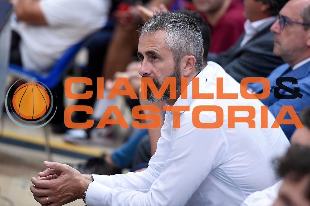 Matteo Comellini<br /> Dolomiti Energia Aquila Basket Trento - Umana Reyer Venezia<br /> Lega Basket Serie A 2016/2017<br /> Playoff, finale gara 3<br /> Trento, 14/06/2017<br /> Foto M.Ceretti / Ciamillo-Castoria