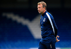 Bristol Rovers assistant manager Marcus Stewart - Mandatory by-line: Matt McNulty/JMP - 19/08/2017 - FOOTBALL - Gigg Lane - Bury, England - Bury v Bristol Rovers - Sky Bet League One