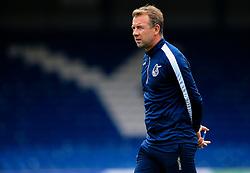 Bristol Rovers assistant manager Marcus Stewart - Mandatory by-line: Matt McNulty/JMP - 19/08/2017 - FOOTBALL - Gigg Lane - Bury, England - Bury v Bristol Rovers - Sky Bet League One