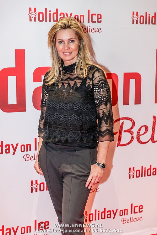 NLD/Utrecht//20170323 - Première 'Believe' van Holiday On Ice, Vivian Slingerland
