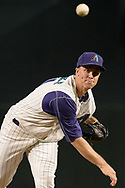 PHOENIX, AZ - AUGUST 31:  Zack Greinke #21 of the Arizona Diamondbacks throws a warm up pitch for the game against the Los Angeles Dodgers at Chase Field on August 31, 2017 in Phoenix, Arizona.  (Photo by Jennifer Stewart/Getty Images)
