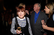 Mary Quant and  Sir Terence  Conran, Party hosted by Alexandra Shulman, Rupert Hambro and Prof  Jack Lohman to open 'The London Look, Fashion from Street to Catwalk', Museum of London. ONE TIME USE ONLY - DO NOT ARCHIVE  © Copyright Photograph by Dafydd Jones 66 Stockwell Park Rd. London SW9 0DA Tel 020 7733 0108 www.dafjones.com