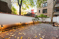 Courtyard at 122 East 93rd Street