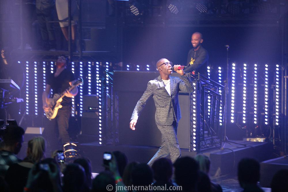 The BRIT Awards 2014 Nominations Launch<br /> Thursday, January 9, 2014 (Photo/John Marshall JM Enternational)