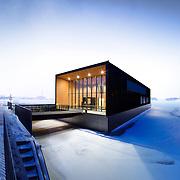 20140206 HELSINKI Arctia Shipping, toimitalo Katajanokalla. Kuva: Ismo Henttonen.