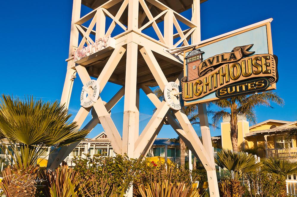 The Lighthouse Inn, Avila Beach, California USA