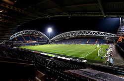 A general view of The John Smith's Stadium, home to Huddersfield Town - Mandatory by-line: Robbie Stephenson/JMP - 28/11/2016 - FOOTBALL - The John Smith's Stadium - Huddersfield, England - Huddersfield Town v Wigan Athletic - Sky Bet Championship