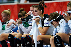 11-12-2019 JAP: Norway - Germany, Kumamoto<br /> Last match Main Round Group1 at 24th IHF Women's Handball World Championship, Norway win the last match against Germany with 32 - 29. / Germany disappointed