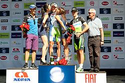 Kristjan Koren after chronometer (17,8km) of Tour de Slovenie 2012, on June 17 2012, in Ljubljana, Slovenia. (Photo by Matic Klansek Velej / Sportida.com)
