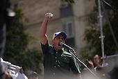 Henrique Capriles Rally