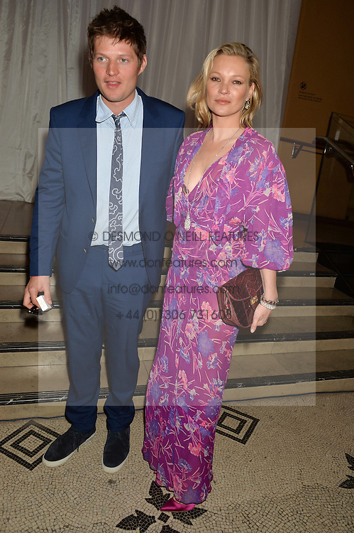 KATE MOSS and COUNT NIKOLAI VON BISMARCK at the V&A Summer Party in association with Harrod's held at The V&A Museum, London on 22nd June 2016.