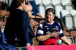 Bristol Bears fans at Harlequins - Mandatory by-line: Robbie Stephenson/JMP - 23/02/2019 - RUGBY - Twickenham Stoop - London, England - Harlequins v Bristol Bears - Gallagher Premiership Rugby