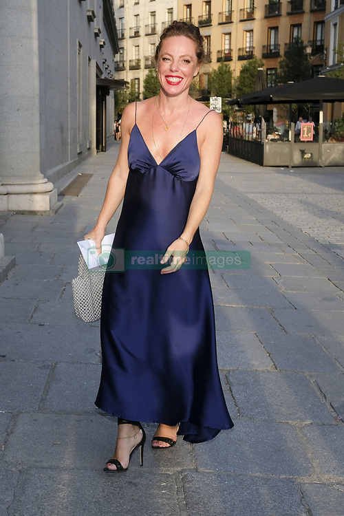July 23, 2019 - Madrid, Spain - Silvia Marty attends Concert Jamie Cullum photocall during Universal Music Festival 2019 in Teatro Real Madrid on, 22 July 2019. spain  (Credit Image: © Oscar Gonzalez/NurPhoto via ZUMA Press)