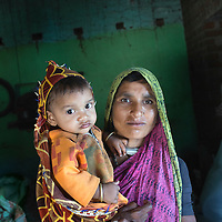 In village near Jambughoda, Gujarat India