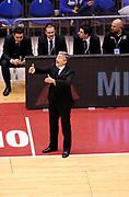 DESCRIZIONE : Milano Coppa Italia Final Eight 2013 Ottavi di Finale Pallacanestro Cantu' Acea Roma<br /> GIOCATORE : Coach Marco Calvani<br /> CATEGORIA : Coach Directory Fair Play <br /> SQUADRA : Acea Roma<br /> EVENTO : Beko Coppa Italia Final Eight 2013<br /> GARA : Pallacanestro Cantu' Acea Roma<br /> DATA : 07/02/2013<br /> SPORT : Pallacanestro<br /> AUTORE : Agenzia Ciamillo-Castoria/A.Giberti<br /> Galleria : Lega Basket Final Eight Coppa Italia 2013<br /> Fotonotizia : Milano Coppa Italia Final Eight 2013 Ottavi di Finale Pallacanestro Cantu' Acea Roma<br /> Predefinita :