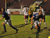 Photo: Tony Oudot/Richard Lane Photography. Walsall v Milwall. Coca-Cola Football League One. 13/12/2008. <br />