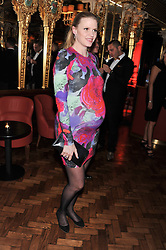 LARA STONE at the 50th birthday party for Patrick Cox held at the Café Royal Hotel, 68 Regent Street, London on 15th March 2013.