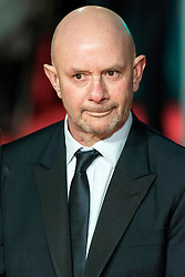 © Licensed to London News Pictures. 14/02/2016. London, UK. NICK HORNBY arrives on the red carpet at the EE British Academy Film Awards 2016 Photo credit: Ray Tang/LNP