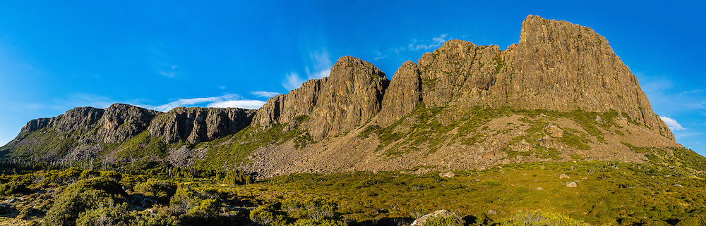 Walls of Jerusalem National Park, Tasmania, Australia