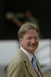 Kemperman Frank (NED)<br /> World Equestrian Games Jerez de la Fronteira 2002<br /> Photo © Dirk Caremans