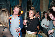 Nino Sopromadze;Harry Dew; Violet Buchanan,  , Criterion Restaurant  celebrates its 135th anniversary. Piccadilly Circus. London. 2 February 2010