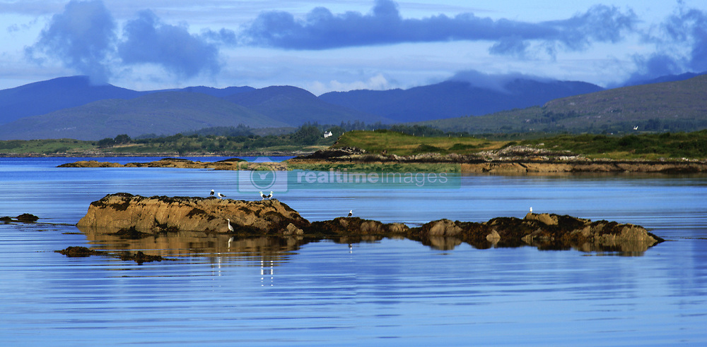 July 21, 2019 - Kenmare Bay, Ring Of Kerry, County Kerry, Ireland (Credit Image: © Peter Zoeller/Design Pics via ZUMA Wire)