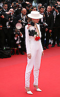 Olga Sorokina at the The Coen brother's new film 'Inside Llewyn Davis' red carpet gala screening at the Cannes Film Festival Sunday 19th May 2013