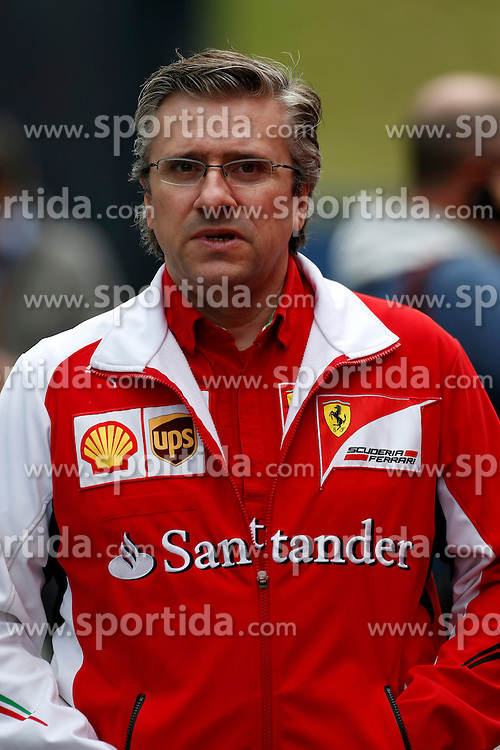 21.06.2014, Red Bull Ring, Spielberg, AUT, FIA, Formel 1, Grosser Preis von &Ouml;sterreich, Qualifying, im Bild Pat Fry (GBR) Ferrari Technical Director. // during the qualifying of the Austrian Formula One Grand Prix at the Red Bull Ring in Spielberg, Austria on 2014/06/21. EXPA Pictures &copy; 2014, PhotoCredit: EXPA/ Sutton Images/ Martini<br /> <br /> *****ATTENTION - for AUT, SLO, CRO, SRB, BIH, MAZ only*****