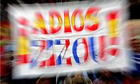 Fans Frankreich ,<br /> Fussball WM 2006 Achtelfinale Spanien - Frankreich<br /> Spania - Frankrike<br /> Norway only