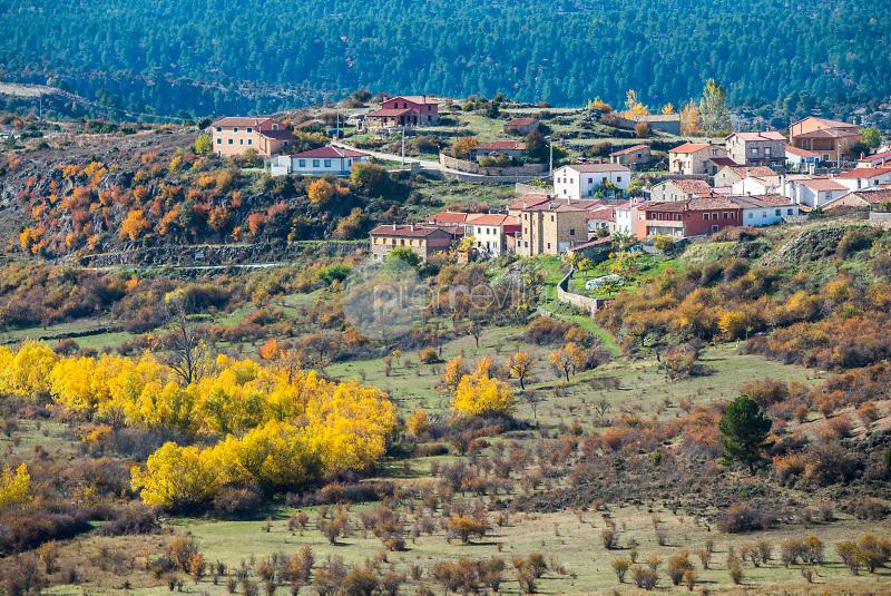 Lagunaseca. Serranía de Cuenca. Cuenca. ©ANTONIO REAL HURTADO / PILAR REVILLA