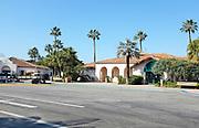 Newport Dunes Resort Main Office and Market