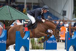 Maarse Dave (NED) - Comme Il Faut<br /> KWPN Paardendagen 2011 - Ermelo 2011<br /> © Dirk Caremans